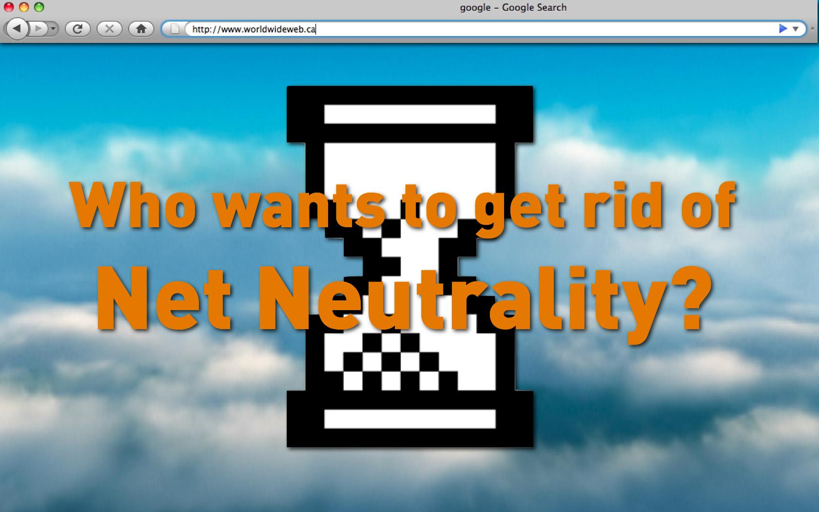 A neutralidade da rede continuou em voga na consulta pública na semana seguinte que os EUA aprovaram novas regras para regulá-la. Imagem: Open Media. Licença: CC-BY SA 2.0.