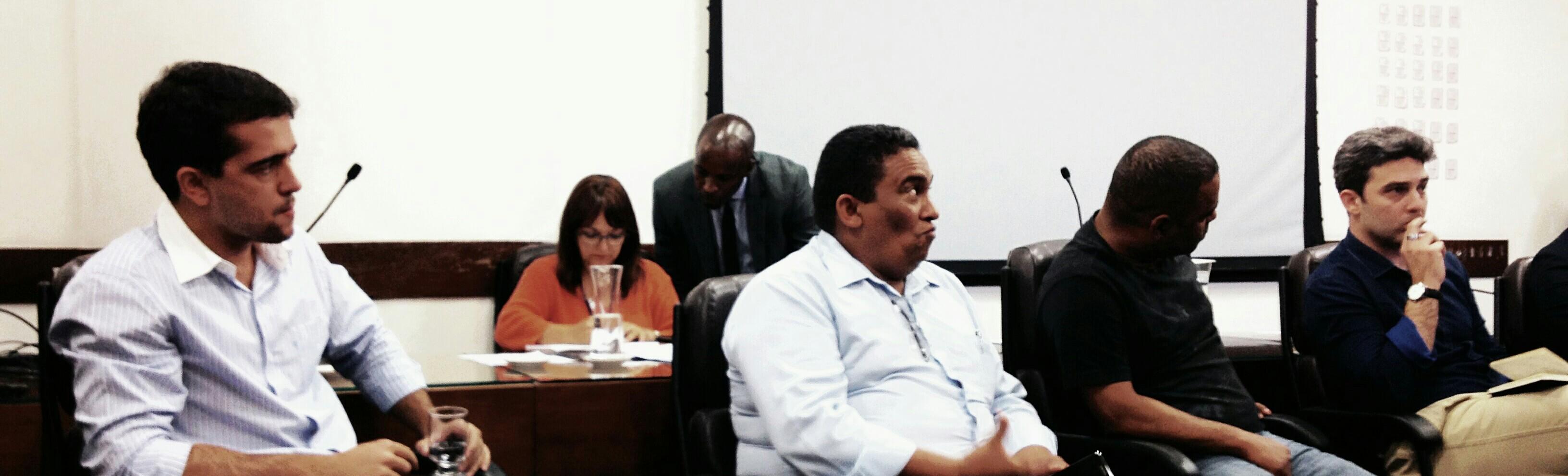 InternetLab participa de debates com vereadores na Câmara Municipal de São Paulo.