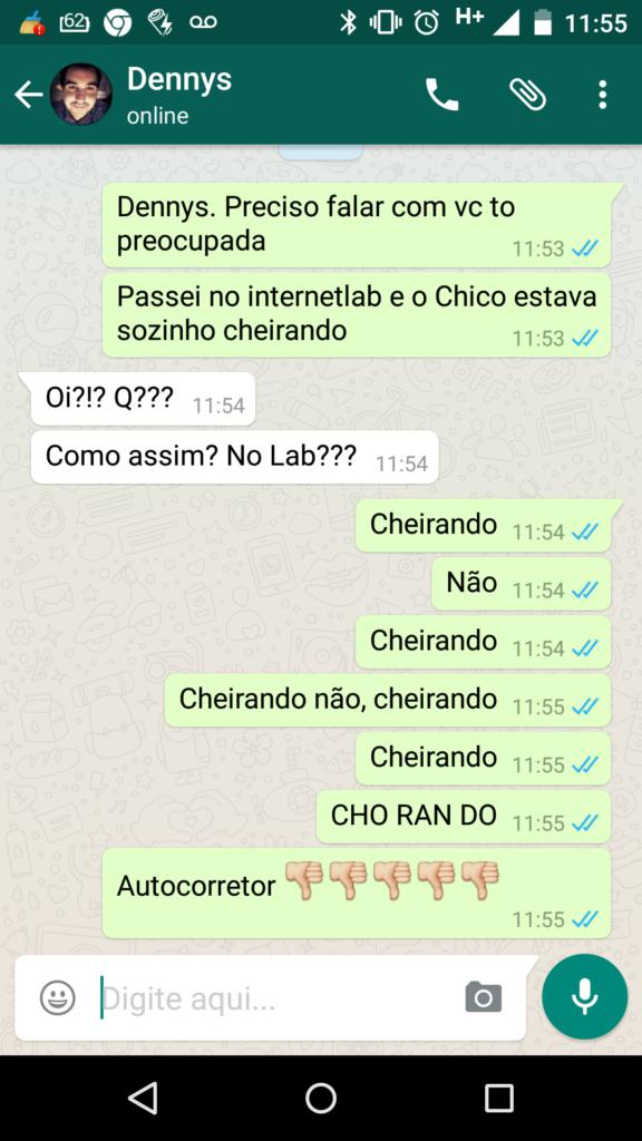 WhatsApp: tudo que você diz pode ser usado contra você