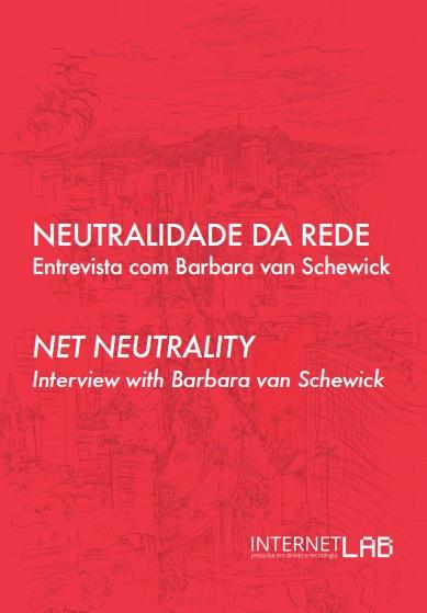 Neutralidade da rede: uma entrevista com Barbara van Schewick