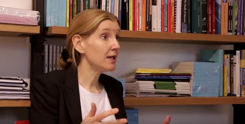 Barbara van Schewick em entrevista para o InternetLab