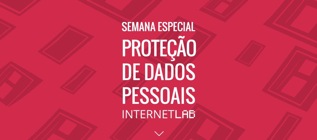 Lab lança encarte digital sobre proteção de dados pessoais